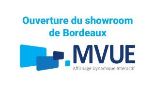 Logo showroom mvue