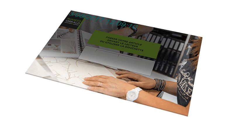 Affichage dynamique MVUE - achat borne interactive