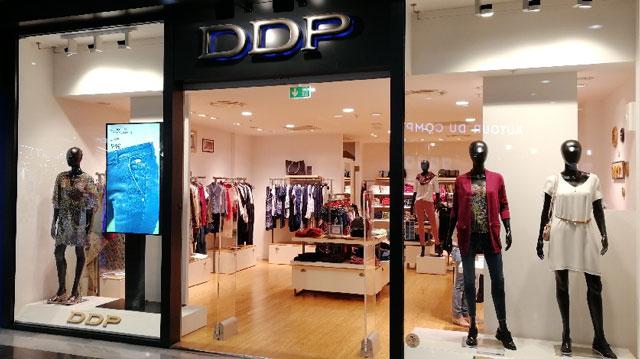 Vitrine DDP